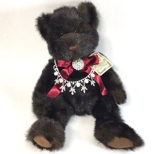 Russ Bear, Vintage Pin